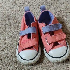 Converse sneakers toddler girl